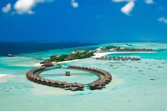 Olhuveli Beach & Spa Resort, Μαλδίβες