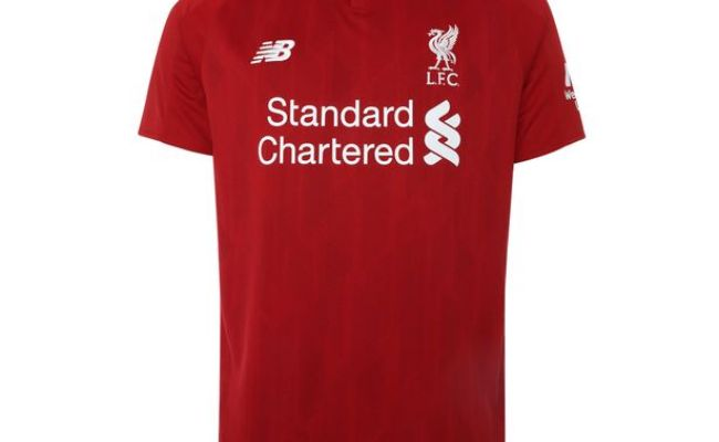 Liverpool Release New Away Kit For 2018 19 Season And It