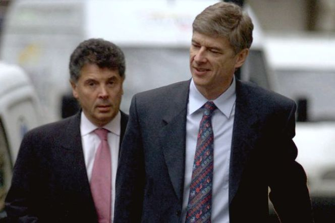Image result for david dein 1990s