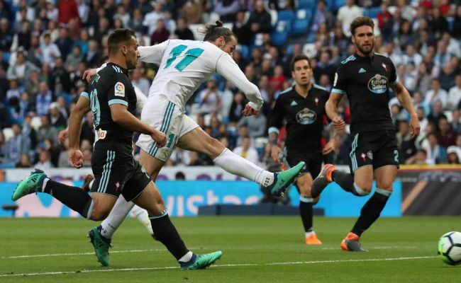 Real Madrid 6 0 Celta Vigo Live Score And Goal Updates