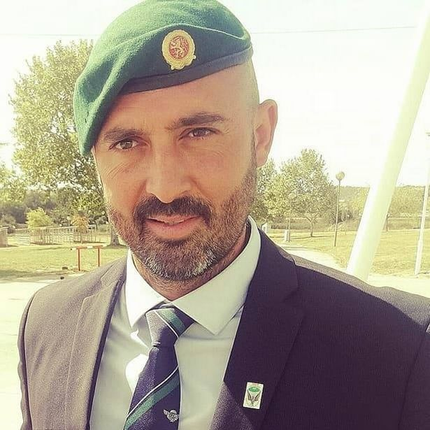 Meet thee person who will protect Cristiano Ronaldo from all threats including ISIS Terrorists during World Cup 2018