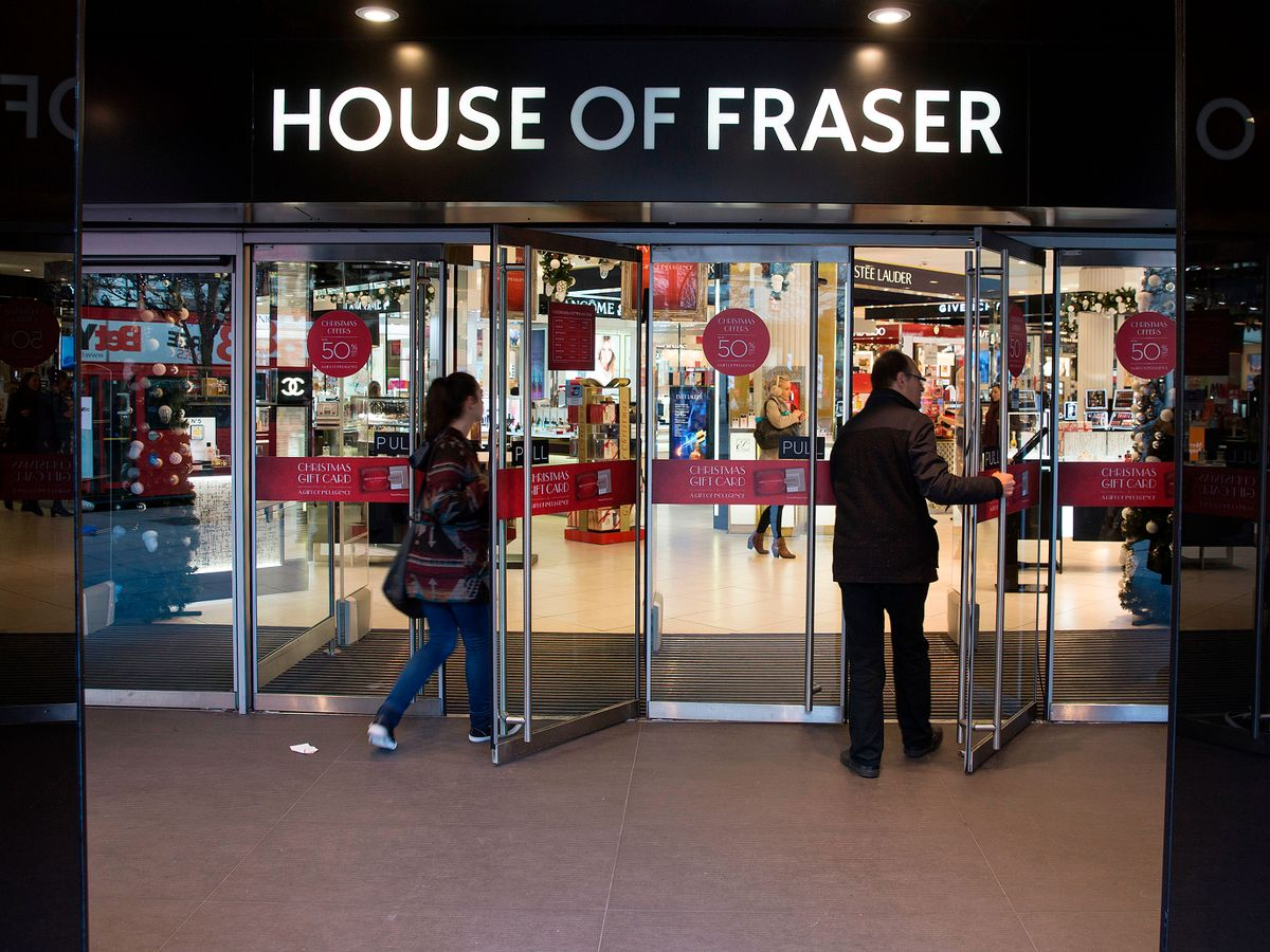 House Of Fraser Christmas Gifts