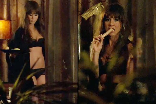 Jennifer Aniston In Horrible Bosses Picyoutube Brab