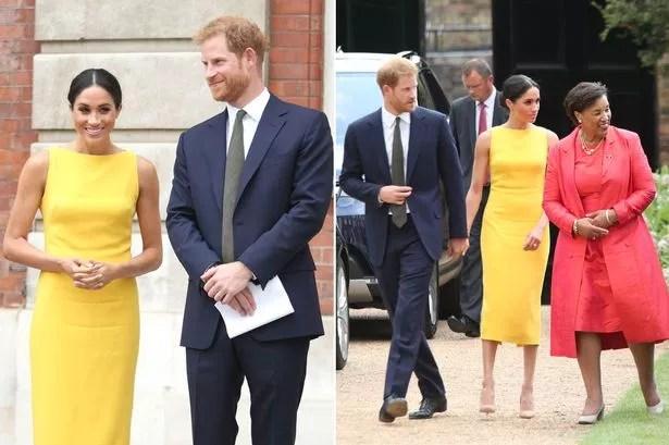 Yellow Dress Tesco