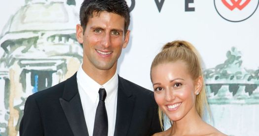 Who is Novak Djokovic's wife? Jelena returns to Wimbledon ...