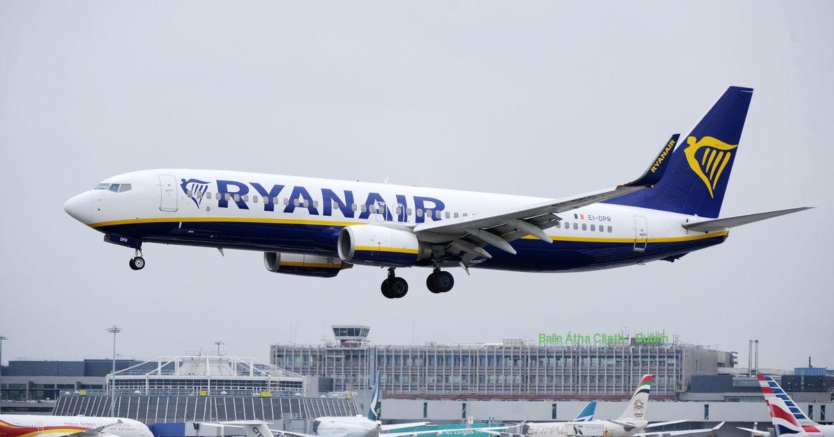 Ryanair Strike Uk