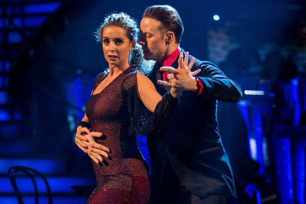 Louise Redknapp split from husband Jamie after Strictly Featured in 2016