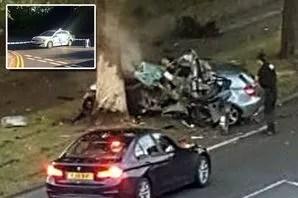 car crashes latest news