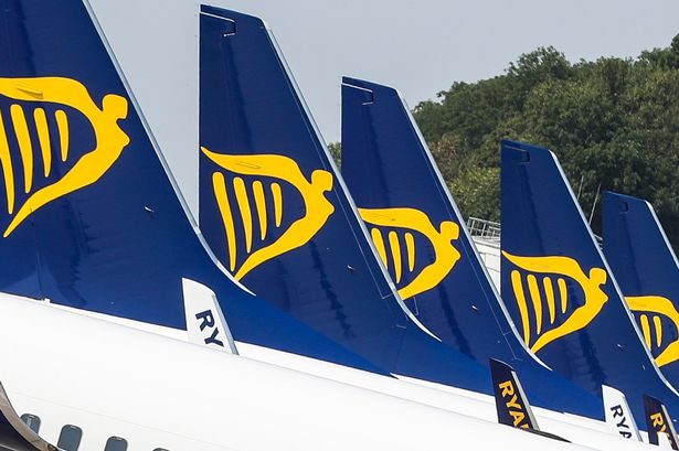 Ryanair strike Airline cancels 250 MORE flights giving 45000 passengers just 48 hours notice