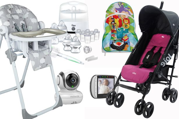 argos toddler chair seat margaritaville beach chairs launches baby sale event and shoppers can save a third off essentials