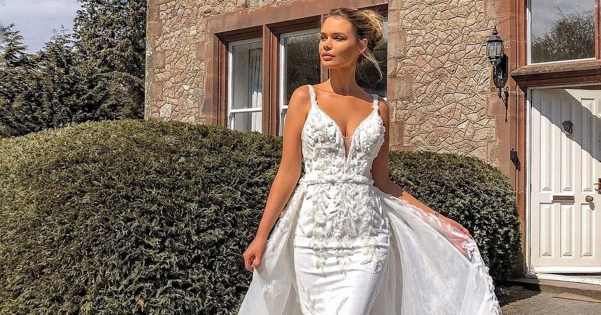 Bride Defends Decision To Have FIVE Wedding Dresses After