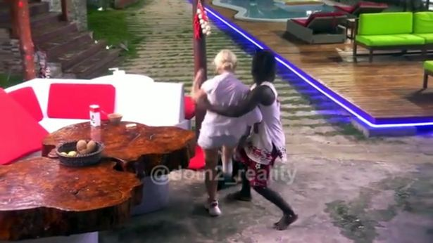Russias Love Island descends into chaos after female