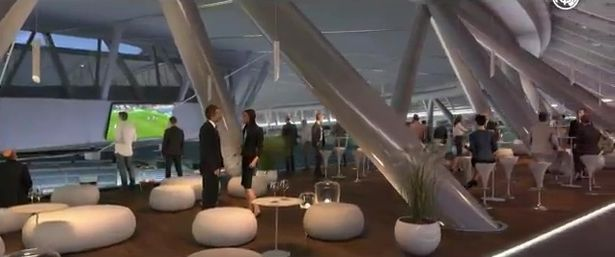 Real Madrid release video of stunning plans for new £ ...