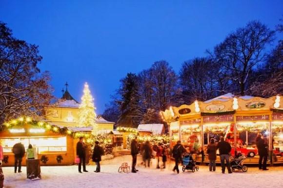 Chợ Giáng Sinh châu Âu 01