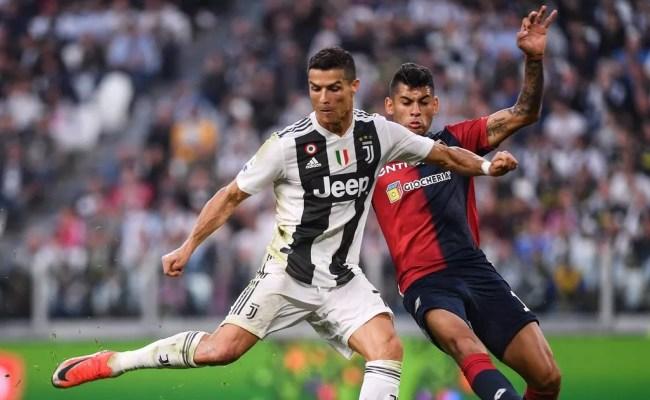 Juventus Vs Genoa Live Score Team News Tv Time And