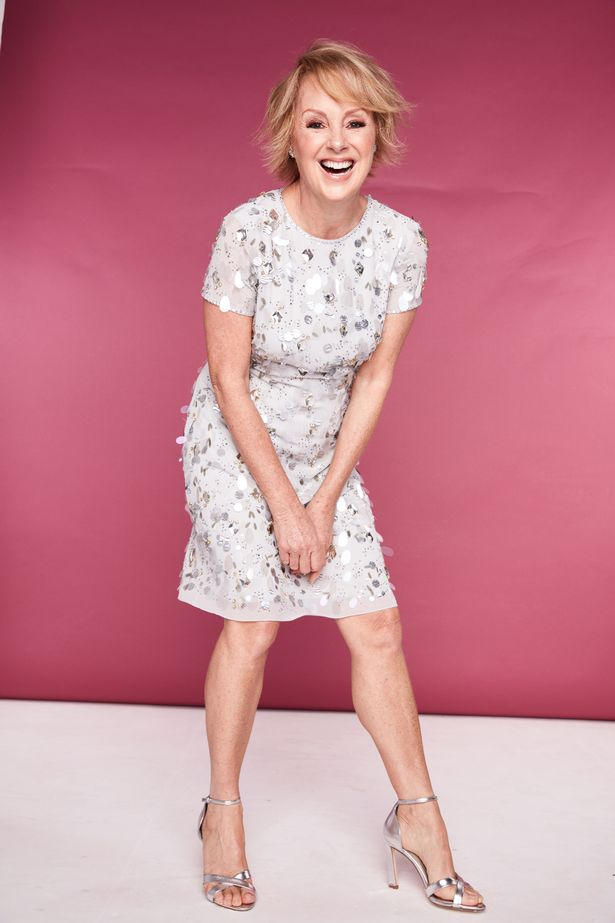 Coronation Streets Sally Dynevor on why she wants to be