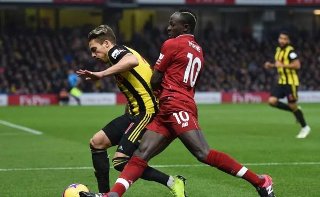 Watford 0 3 Liverpool Report Salah Alexander Arnold And