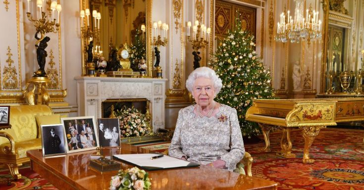 Queen's Christmas speech leaked on YouTube hours before it airs on TV