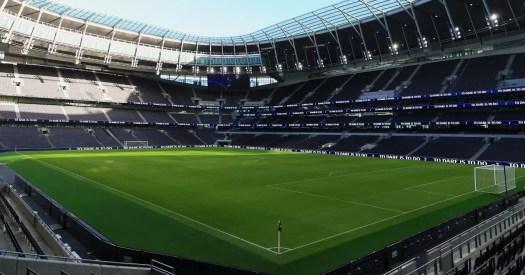 Tottenham stadium latest: Spurs to announce opening game ...