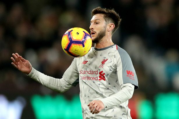 Image result for Lallana  Liverpool Manager Jurgen Klopp to spend on his Defence despite signing Van Dijk for a club record fee 0 West Ham United v Liverpool Premier League London Stadium