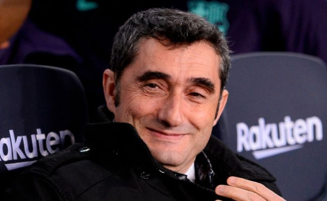 Barcelona Boss Ernesto Valverde To Stay At Club On One