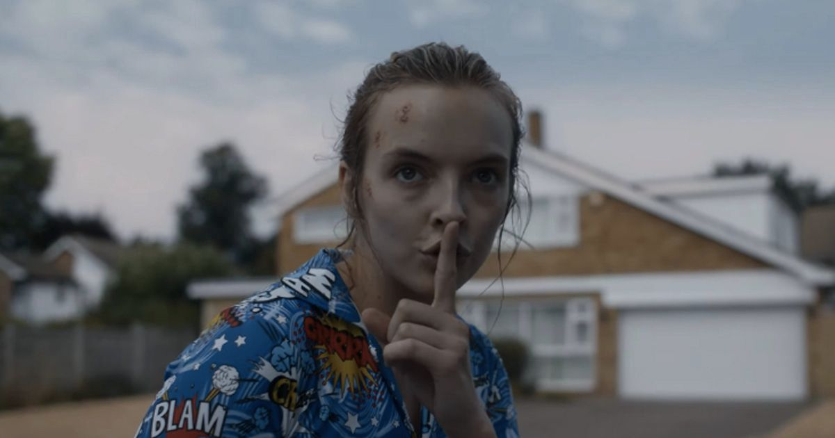 Killing Eve series two trailer drops  and Villanelle is
