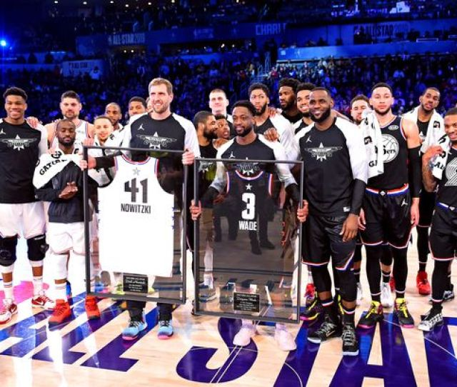 Who Won Nba All Star Game Result From Team Lebron Vs Team Giannis