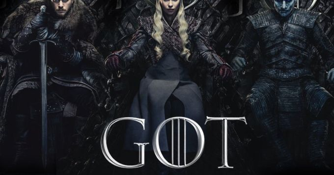 Bildresultat för game of thrones season 8