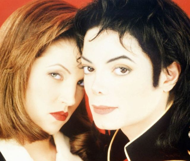 Lisa Marie Presley Said Michael Jackson Hot Stuff In Bed And Defended Love Of Children Mirror Online