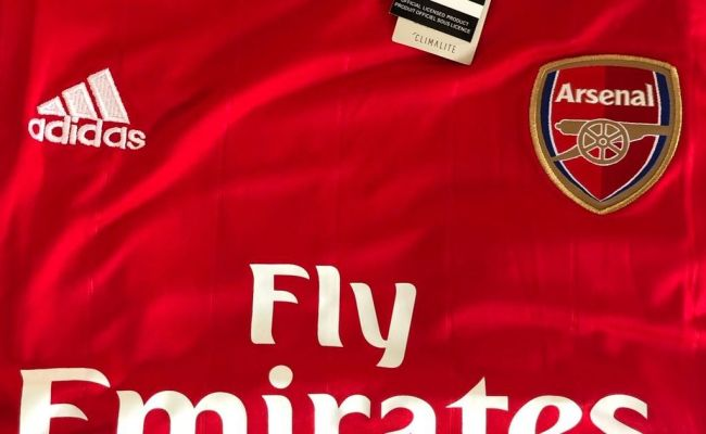 Arsenal 2019 20 Adidas Home Kit Leaked As Fans Love 90 S