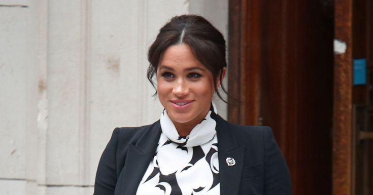 Meghan Markle got 'stern telling-off' for her pregnancy outfits, claims new book