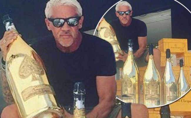 Wayne Lineker 56 Unveils Booze And Party Fuelled Ibiza