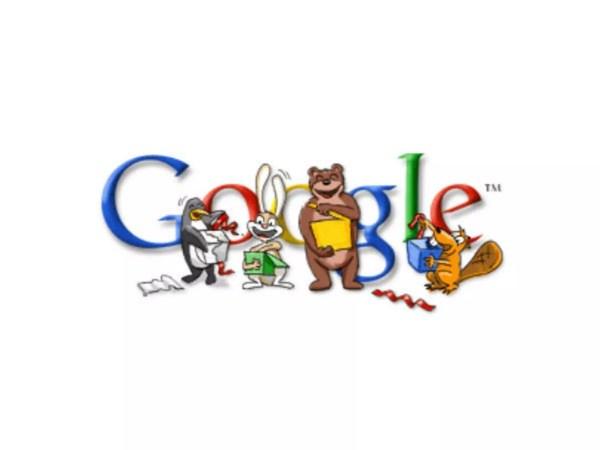 Google Doodle Ages - Mirror Online