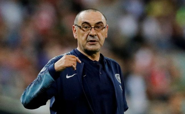 Chelsea Manager Maurizio Sarri Spotted In Milan As He