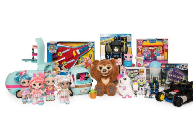 Argos Reveals The Top Toys For Christmas 2019 With 200