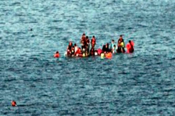 honduras shipwreck 26 people
