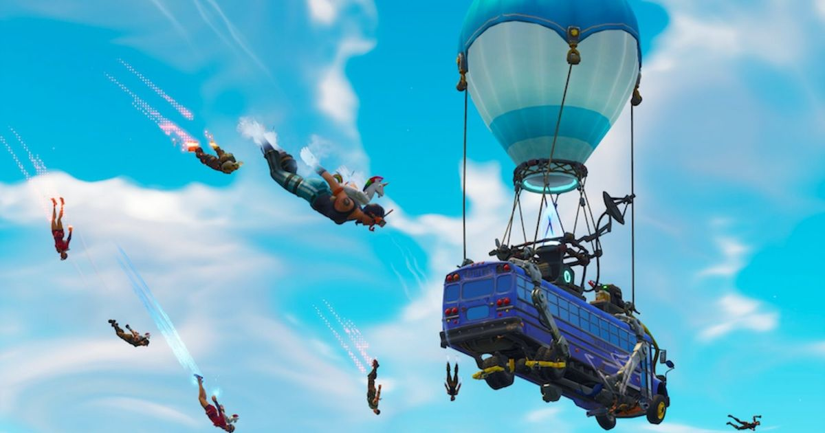 Hd Irish Wallpaper Fortnite Battle Bus Toy Is About To Go On Sale Here S