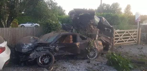 chichester crash man killed