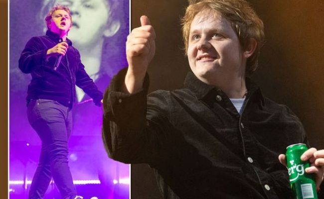 Lewis Capaldi Wets Himself On Stage As He Hits New Low