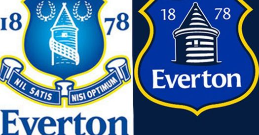 New Everton Badge: Toffees fans outraged at updated club ...