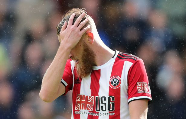 Sheffield United striker Oli McBurnie charged with drink-driving ahead of  Arsenal clash - Mirror Online