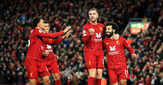 Liverpool 2-1 Tottenham: 5 talking points as Reds produce ...
