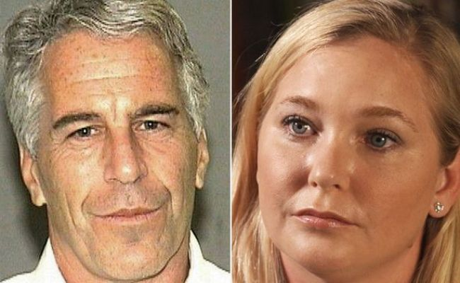 Prince Andrew Accuser Gives New Jeffrey Epstein Details In