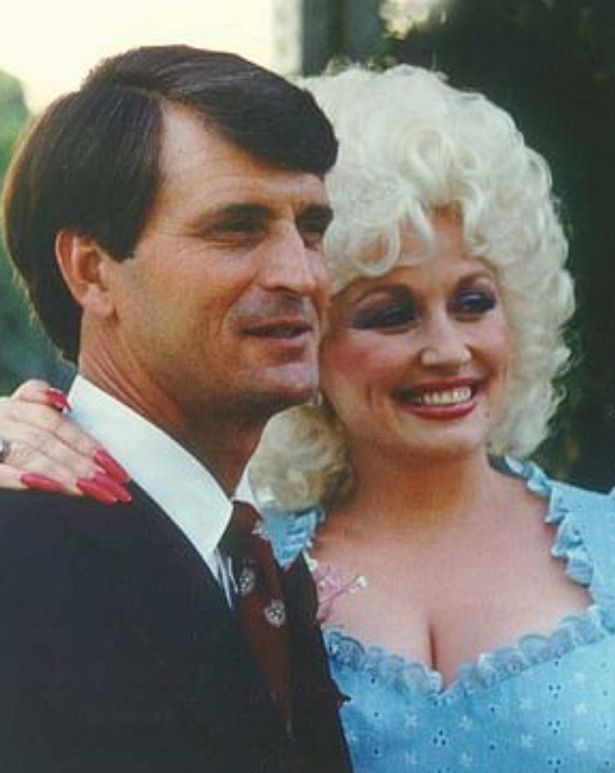 Dolly has been married to Carl for over 50 years
