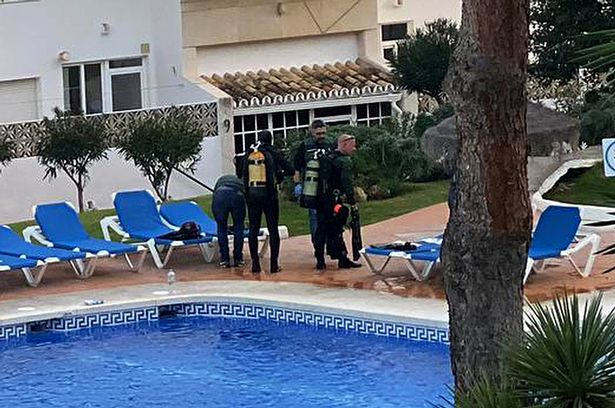 Image result for Gabriel Diya with his family in Spain