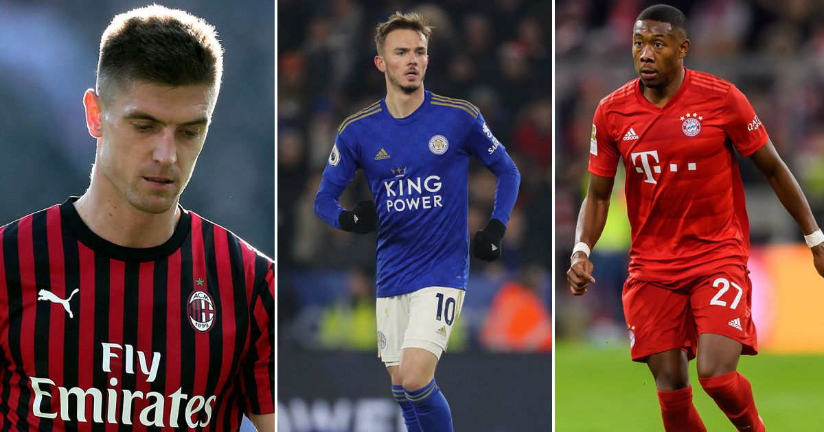 Transfer news LIVE: Arsenal, Man Utd and Liverpool updates, most recent from James Maddison