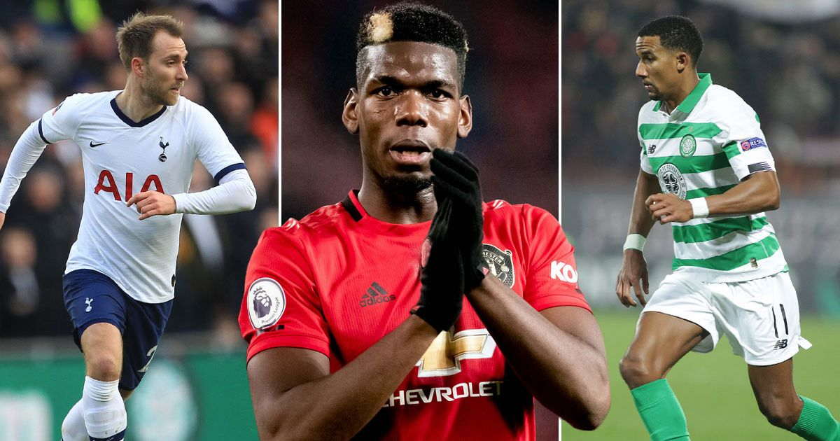 LIVE transfer news: news on Arsenal, Man Utd and Liverpool as well as updates by Paul Pogba
