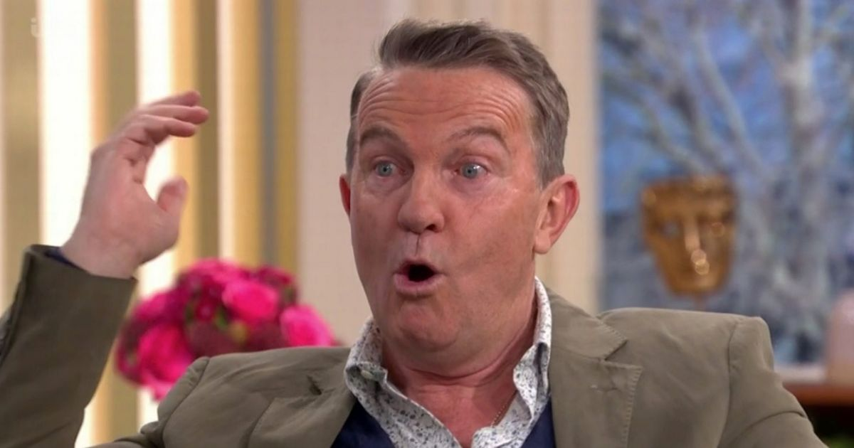 Bradley Walsh breaks his back in three places after a terrible accident at the American rodeo