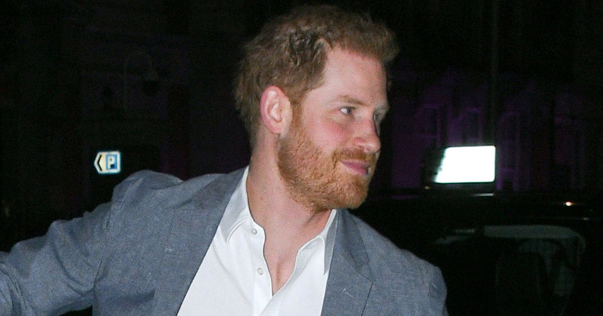 Prince Harry shows himself as brave as he was first seen in public since the deal with Megxit