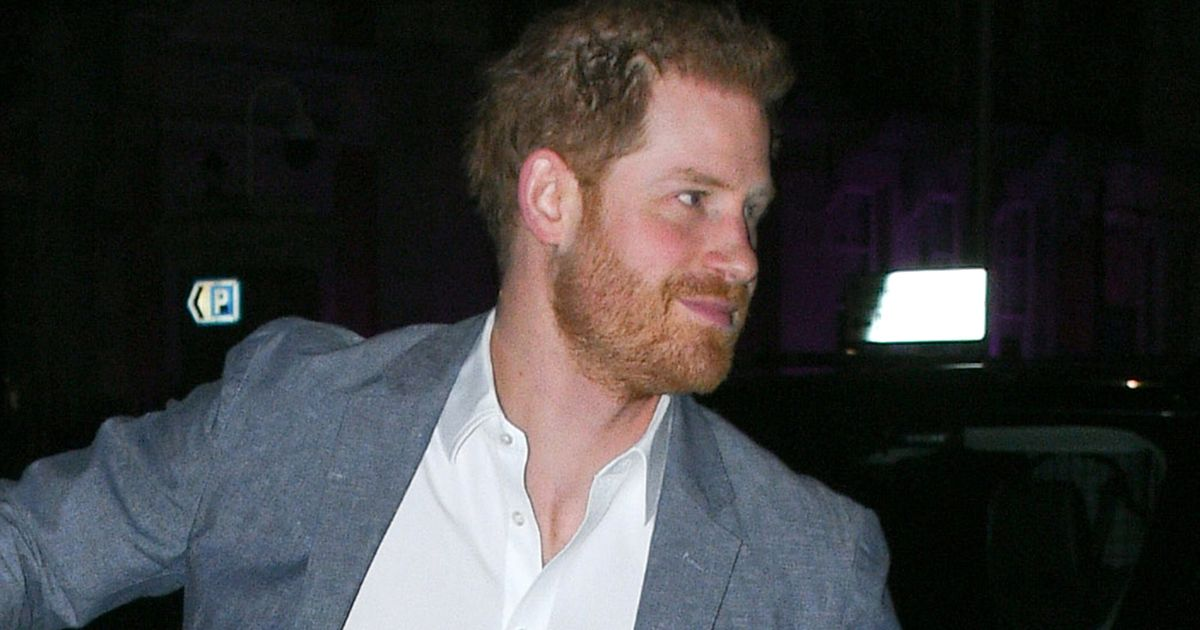 """Prince Harry claims he has """"no choice but to step back"""" as he breaks the silence"""